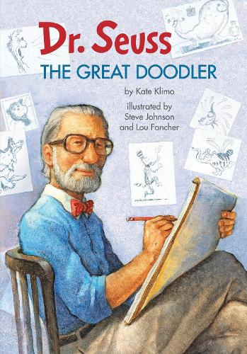 Dr. Seuss The Great Doodler: Step into Reading Lvl 3 (Hardback)
