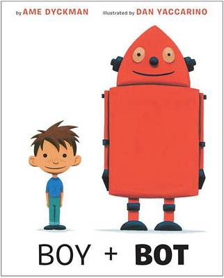 Boy And Bot (Board book)
