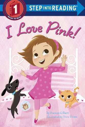 I Love Pink! (Paperback)