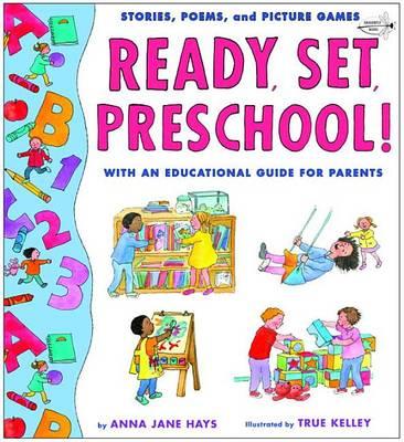 Ready, Set, Preschool! (Paperback)