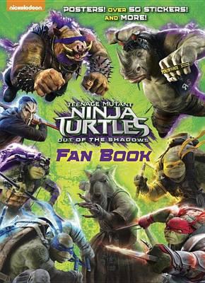Teenage Mutant Ninja Turtles: Out of the Shadows Poster Book - Teenage Mutant Ninja Turtles (Paperback)