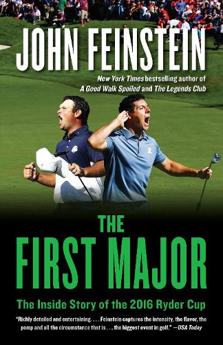 The First Major (Paperback)