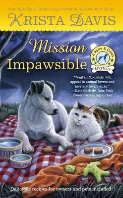 Mission Impawsible: A Paws & Claws Mystery (Paperback)