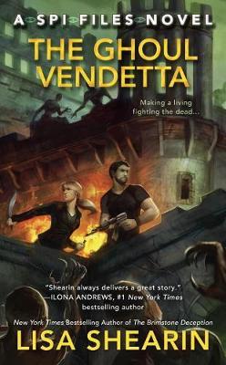 The Ghoul Vendetta: A Spi Files Novel (Paperback)