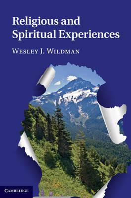 Religious and Spiritual Experiences (Hardback)