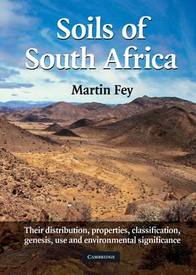 Soils of South Africa (Hardback)