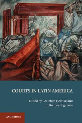 Courts in Latin America (Hardback)