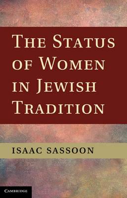 The Status of Women in Jewish Tradition (Hardback)