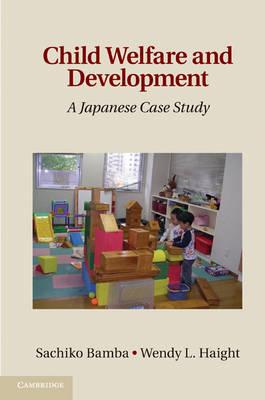 Child Welfare and Development: A Japanese Case Study (Hardback)