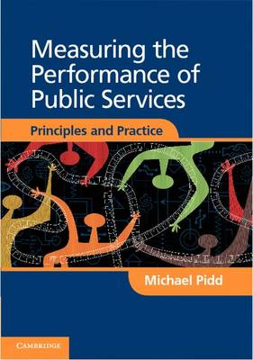 Measuring the Performance of Public Services: Principles and Practice (Hardback)