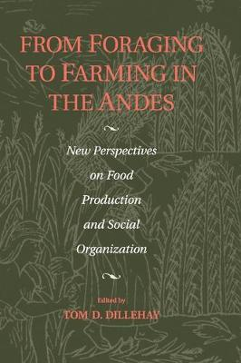 From Foraging to Farming in the Andes: New Perspectives on Food Production and Social Organization (Hardback)