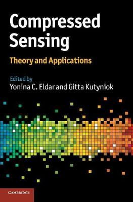 Compressed Sensing: Theory and Applications (Hardback)