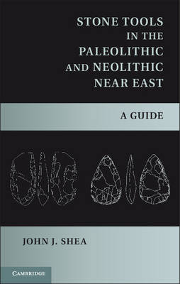 Stone Tools in the Paleolithic and Neolithic Near East: A Guide (Hardback)