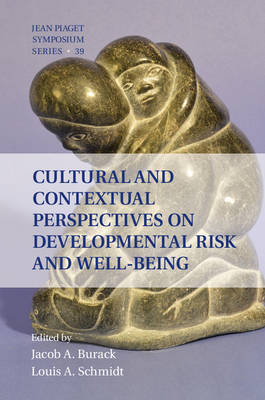 Interdisciplinary Approaches to Knowledge and Development: Cultural and Contextual Perspectives on Developmental Risk and Well-Being Series Number 39 (Hardback)
