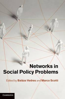 Networks in Social Policy Problems (Hardback)