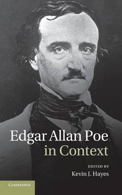 Literature in Context: Edgar Allan Poe in Context (Hardback)
