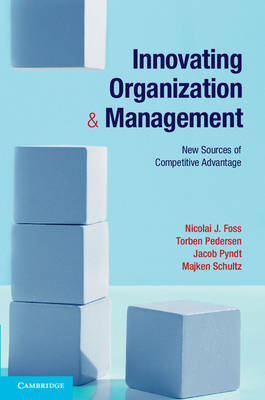 Innovating Organization and Management: New Sources of Competitive Advantage (Hardback)