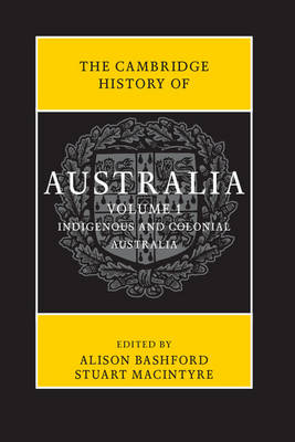 The Cambridge History of Australia 2 Hardback Volume Set