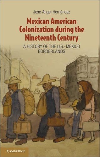 Mexican American Colonization during the Nineteenth Century: A History of the U.S.-Mexico Borderlands (Hardback)