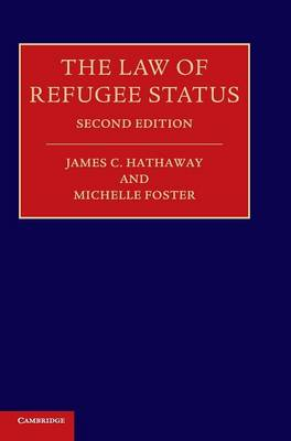 The Law of Refugee Status (Hardback)