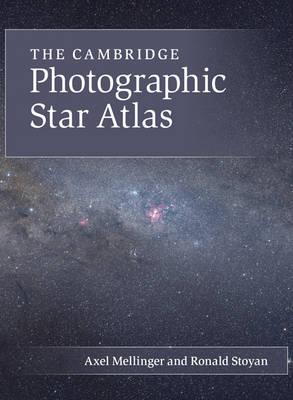 The Cambridge Photographic Star Atlas (Hardback)