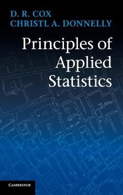 Principles of Applied Statistics (Hardback)