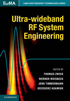 Ultra-wideband RF System Engineering - EuMA High Frequency Technologies Series (Hardback)