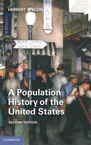 A Population History of the United States (Hardback)