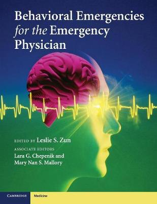 Behavioral Emergencies for the Emergency Physician (Paperback)