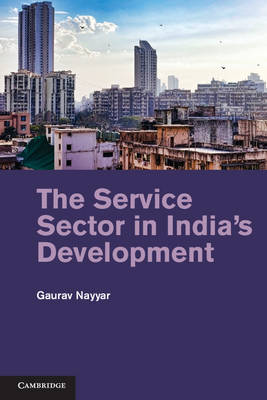 The Service Sector in India's Development (Hardback)
