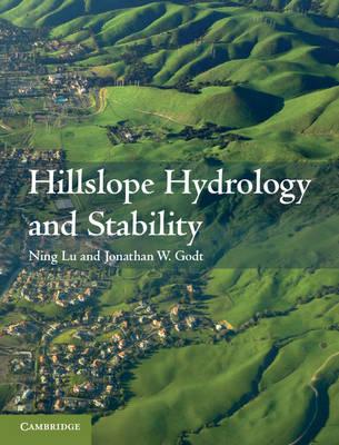 Hillslope Hydrology and Stability (Hardback)