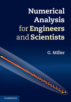 Numerical Analysis for Engineers and Scientists (Hardback)