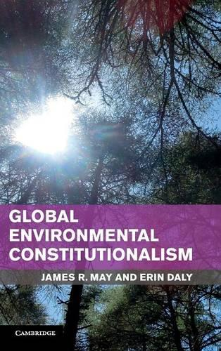 Global Environmental Constitutionalism (Hardback)