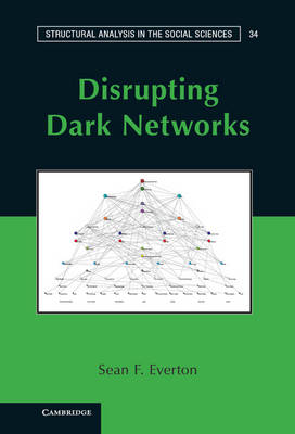 Disrupting Dark Networks - Structural Analysis in the Social Sciences 34 (Hardback)