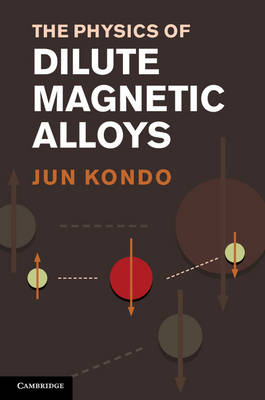 The Physics of Dilute Magnetic Alloys (Hardback)