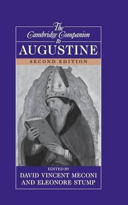 The Cambridge Companion to Augustine - Cambridge Companions to Philosophy (Hardback)