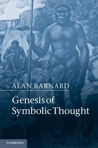 Genesis of Symbolic Thought (Hardback)