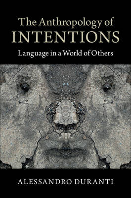 The Anthropology of Intentions: Language in a World of Others (Hardback)