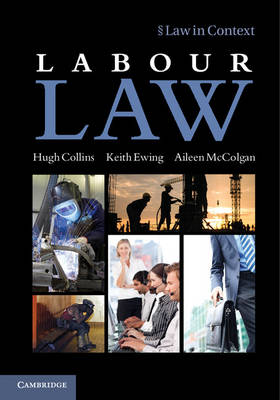 Labour Law - Law in Context (Hardback)