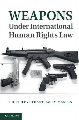 Weapons under International Human Rights Law (Hardback)