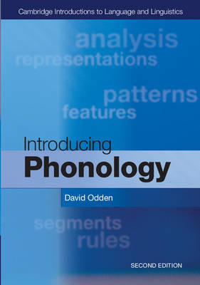 Cambridge Introductions to Language and Linguistics: Introducing Phonology (Hardback)