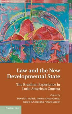 Law and the New Developmental State: The Brazilian Experience in Latin American Context (Hardback)
