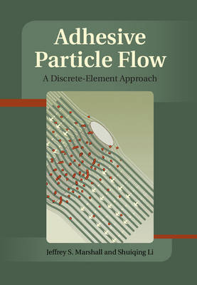 Adhesive Particle Flow: A Discrete-Element Approach (Hardback)