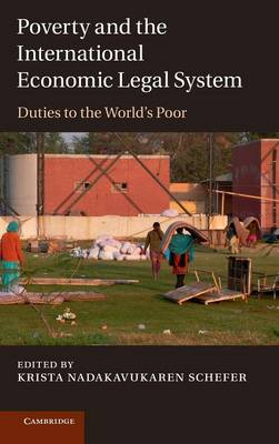 Poverty and the International Economic Legal System: Duties to the World's Poor (Hardback)