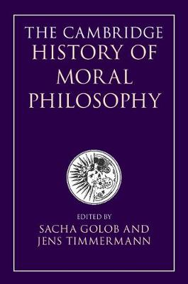 The Cambridge History of Moral Philosophy (Hardback)
