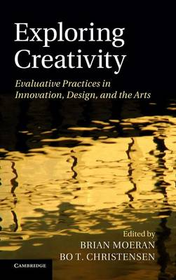 Exploring Creativity: Evaluative Practices in Innovation, Design, and the Arts (Hardback)