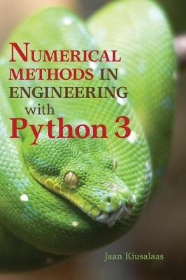 Numerical Methods in Engineering with Python 3 (Hardback)