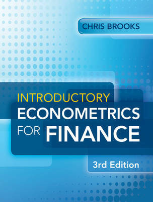 Introductory Econometrics for Finance (Hardback)