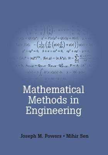 Mathematical Methods in Engineering (Hardback)
