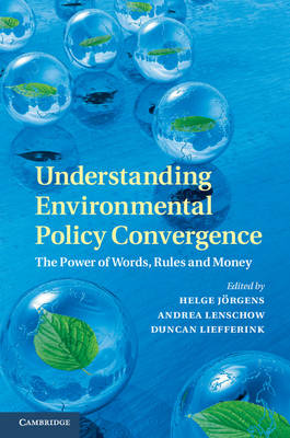Understanding Environmental Policy Convergence: The Power of Words, Rules and Money (Hardback)